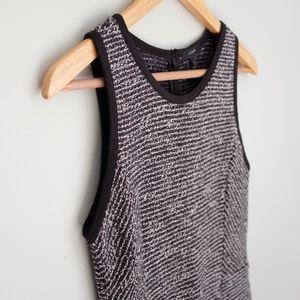 J. Crew Tweed Flare Dress Style